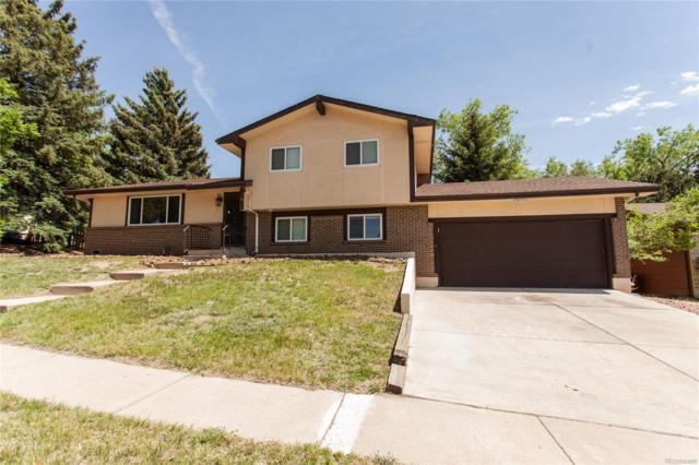 3855 N Carefree Circle, Colorado Springs, CO 80917 (#9780467) :: Mile High Luxury Real Estate
