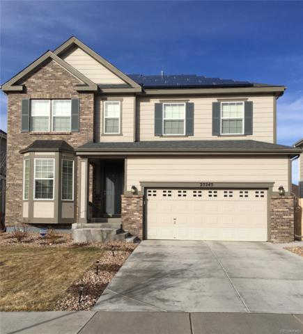 25245 E Pinewood Place, Aurora, CO 80016 (#9780626) :: The Pete Cook Home Group