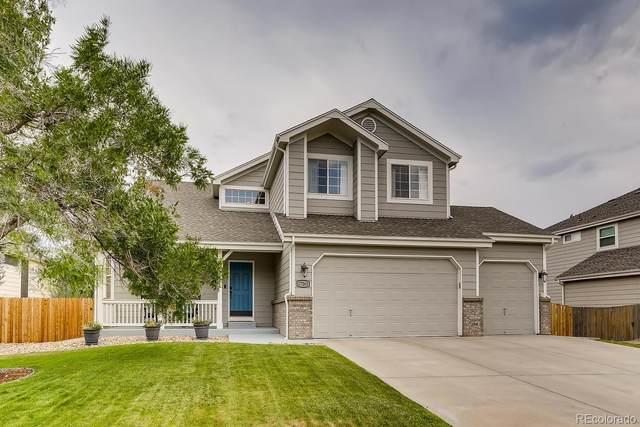 17265 E Cranesbill Street, Parker, CO 80134 (MLS #9780755) :: 8z Real Estate
