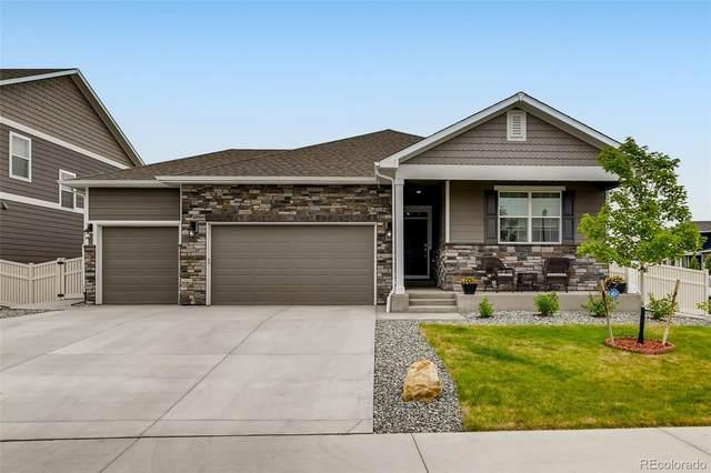 5363 Snowberry Avenue, Firestone, CO 80504 (#9780903) :: Stephanie Fryncko | Keller Williams Integrity