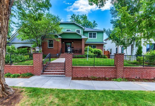 458 S Gaylord Street, Denver, CO 80209 (#9780935) :: Bring Home Denver