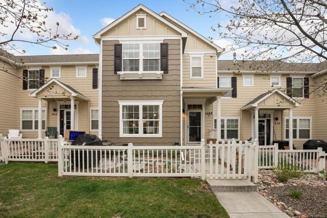 1468 Bergen Rock Street, Castle Rock, CO 80109 (MLS #9780974) :: 8z Real Estate