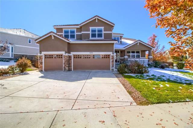 6403 S Little River Way, Aurora, CO 80016 (MLS #9781339) :: 8z Real Estate