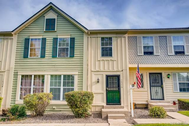 1639 S Ivory Circle G, Aurora, CO 80017 (#9781579) :: Chateaux Realty Group