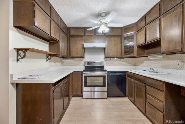 580 S Clinton Street 5C, Denver, CO 80247 (#9781867) :: Real Estate Professionals