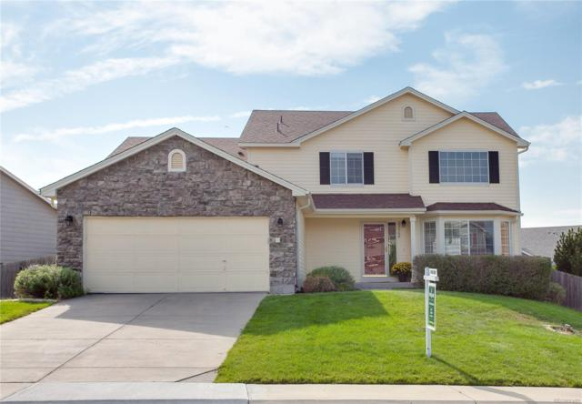 23968 Glenmoor Way, Parker, CO 80138 (#9781900) :: The City and Mountains Group