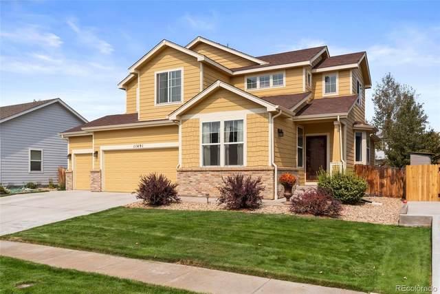 11491 E 118th Avenue, Commerce City, CO 80640 (#9782349) :: Real Estate Professionals