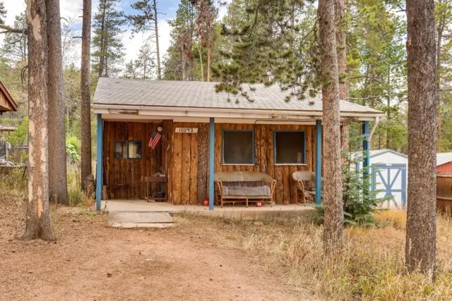 10843 Fox Trot Lane, Conifer, CO 80433 (MLS #9782479) :: 8z Real Estate