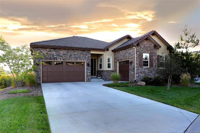 5075 Covelo Drive, Castle Rock, CO 80108 (#9782515) :: The DeGrood Team
