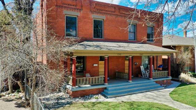 1341 Steele Street, Denver, CO 80206 (#9782564) :: Re/Max Structure