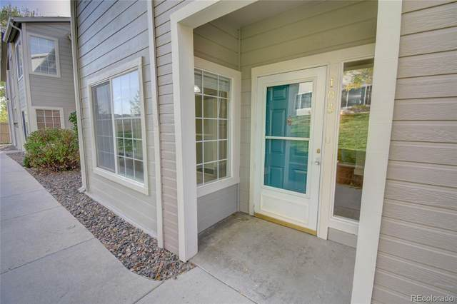 8455 Pebble Creek Way #103, Highlands Ranch, CO 80126 (#9783141) :: Briggs American Properties