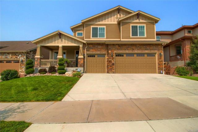 20289 Spruce Point Place, Parker, CO 80134 (#9783165) :: The Gilbert Group