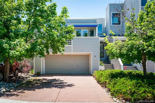 9200 E Cherry Creek South Drive #31, Denver, CO 80231 (#9783638) :: Bring Home Denver with Keller Williams Downtown Realty LLC