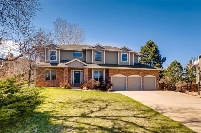 11 Blue Willow, Littleton, CO 80127 (MLS #9784210) :: 8z Real Estate