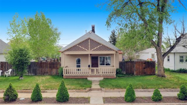 222 Mckinley Avenue, Fort Lupton, CO 80621 (MLS #9784263) :: 8z Real Estate