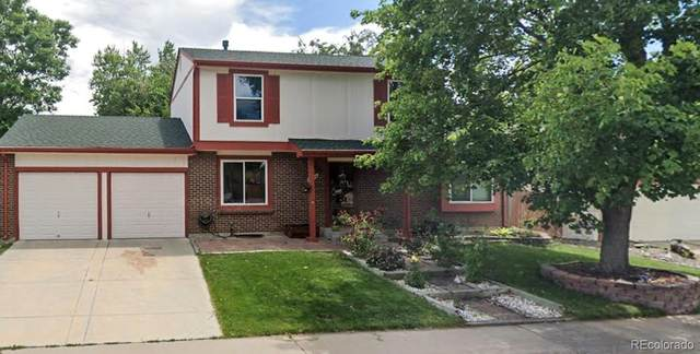 16646 E Rice Circle, Aurora, CO 80015 (#9784653) :: The Harling Team @ HomeSmart
