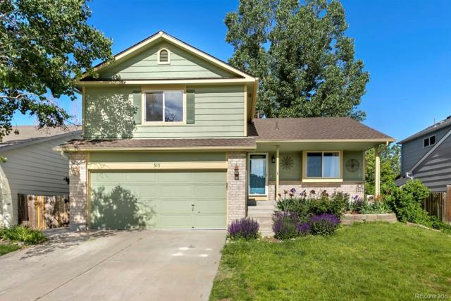 515 S 24th Avenue, Brighton, CO 80601 (#9785012) :: The Peak Properties Group