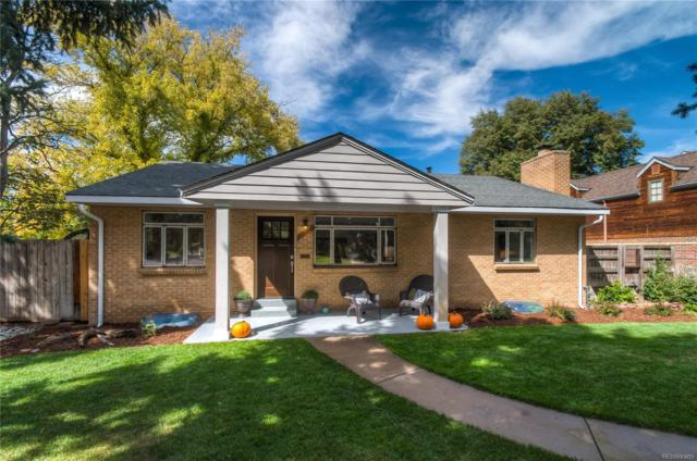2995 S High Street, Denver, CO 80210 (MLS #9785129) :: 8z Real Estate