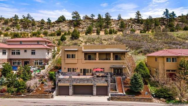 6698 Old Ranch Trail, Littleton, CO 80125 (#9785597) :: HomeSmart