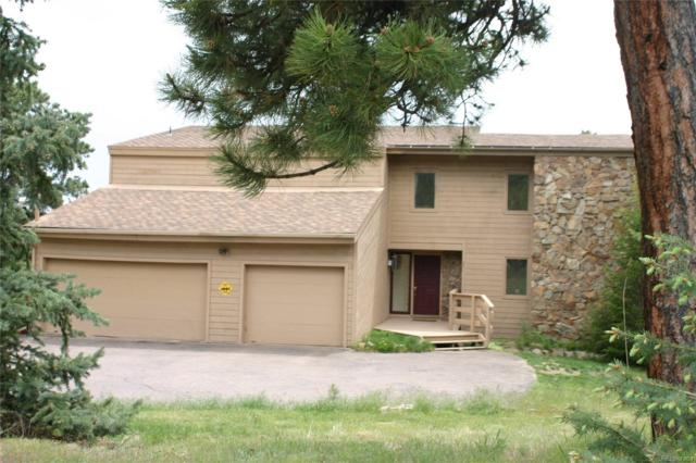7875 Swaps Trail, Evergreen, CO 80439 (#9785687) :: The City and Mountains Group
