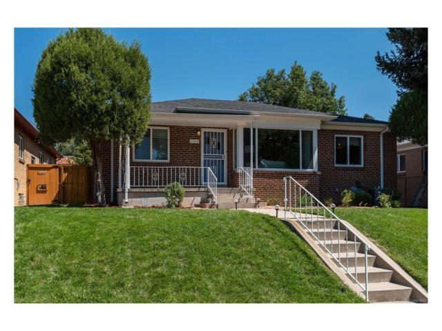 1368 Locust Street, Denver, CO 80220 (#9785704) :: Wisdom Real Estate