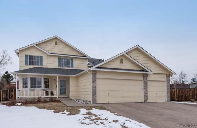 5157 S Routt Court, Littleton, CO 80127 (MLS #9785741) :: 8z Real Estate