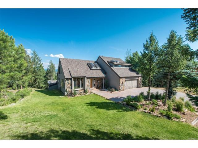 32520 Woodland Drive, Evergreen, CO 80439 (MLS #9786162) :: 8z Real Estate