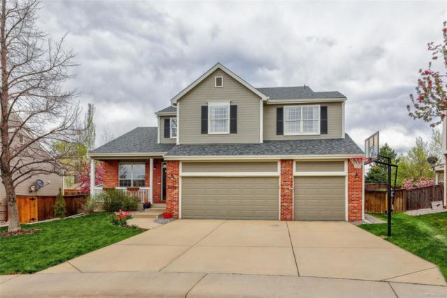 15350 Greenstone Circle, Parker, CO 80134 (#9786249) :: The Galo Garrido Group