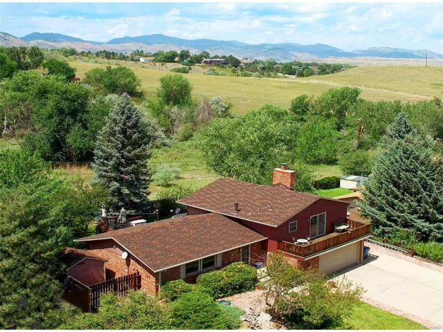 533 S Devinney Street, Lakewood, CO 80228 (#9786300) :: ParkSide Realty & Management