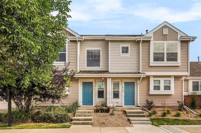 5890 Ceylon Street D, Denver, CO 80249 (#9786518) :: 5281 Exclusive Homes Realty