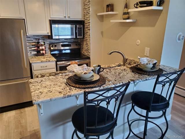 1125 Washington Street #604, Denver, CO 80203 (#9786580) :: The Scott Futa Home Team