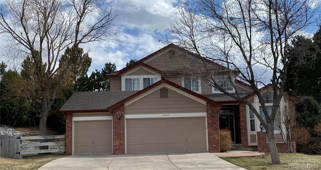 10425 Lions Heart, Lone Tree, CO 80124 (MLS #9787029) :: 8z Real Estate