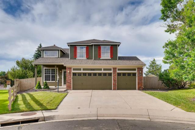 18503 E Garden Place, Aurora, CO 80015 (MLS #9787361) :: 8z Real Estate