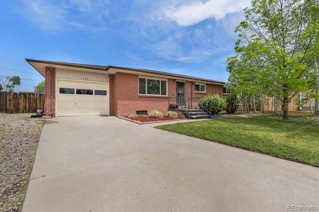 1225 Northern Avenue, Brighton, CO 80601 (#9788056) :: Real Estate Professionals