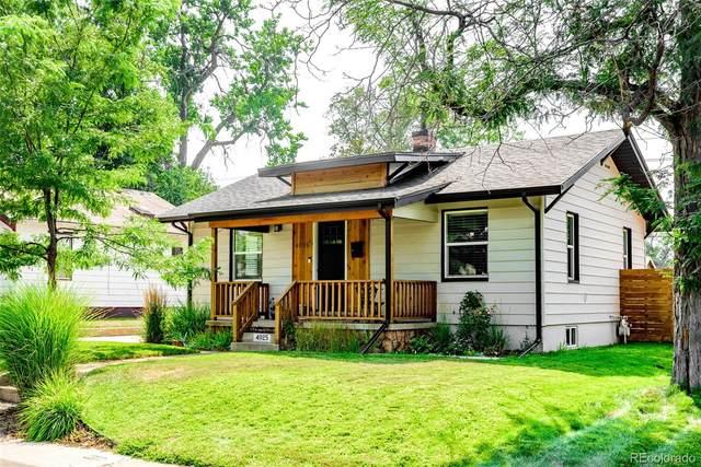 4025 S Sherman Street, Englewood, CO 80113 (#9788070) :: Venterra Real Estate LLC