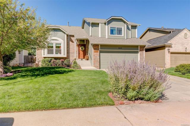 5223 S Zeno Way, Centennial, CO 80015 (MLS #9788358) :: 8z Real Estate