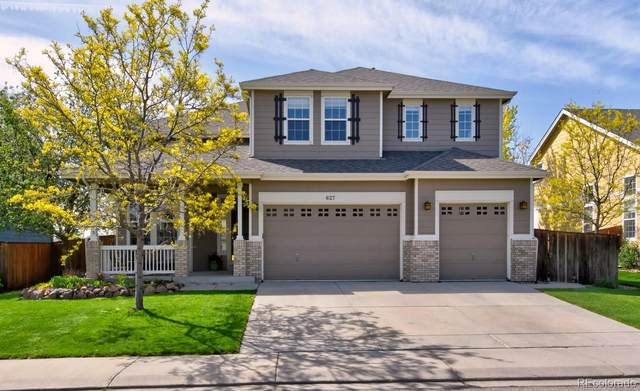 627 Glenarbor Circle, Longmont, CO 80504 (#9788532) :: The Peak Properties Group