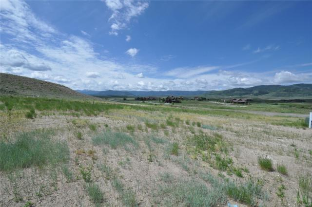 706 Saddle Ridge Circle, Granby, CO 80446 (#9788812) :: The Dixon Group
