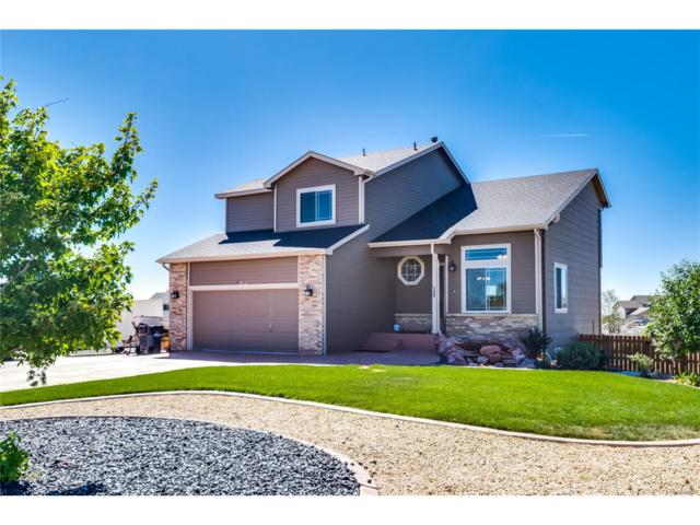 11853 Ledoux Road, Peyton, CO 80831 (#9788850) :: The Healey Group