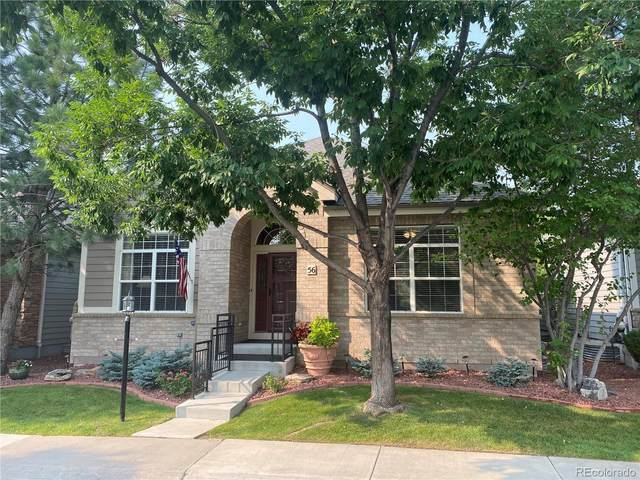 6900 W Grant Ranch Boulevard #56, Denver, CO 80123 (#9789069) :: The Brokerage Group