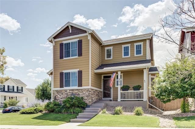 3678 Cadence Drive, Castle Rock, CO 80109 (#9789168) :: Kimberly Austin Properties
