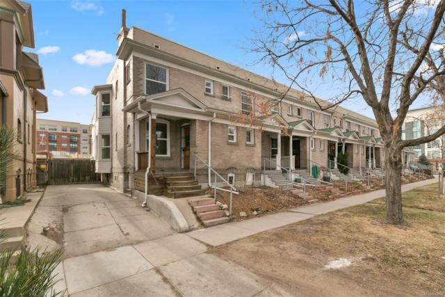 541-543 N Logan Street, Denver, CO 80203 (#9789241) :: Hometrackr Denver