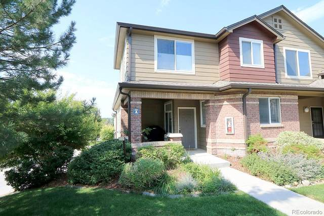 6436 Silver Mesa Drive A, Highlands Ranch, CO 80130 (#9789461) :: Kimberly Austin Properties