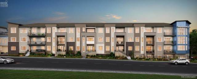 480 E Fremont Place #208, Littleton, CO 80122 (MLS #9789525) :: 8z Real Estate