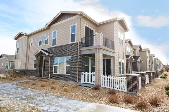 15592 W 65th Avenue A, Arvada, CO 80007 (MLS #9789629) :: 8z Real Estate