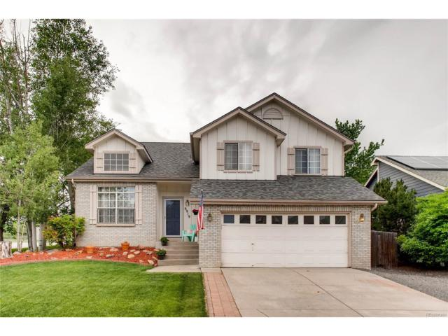 6919 Howell Street, Arvada, CO 80004 (#9789684) :: The Galo Garrido Group