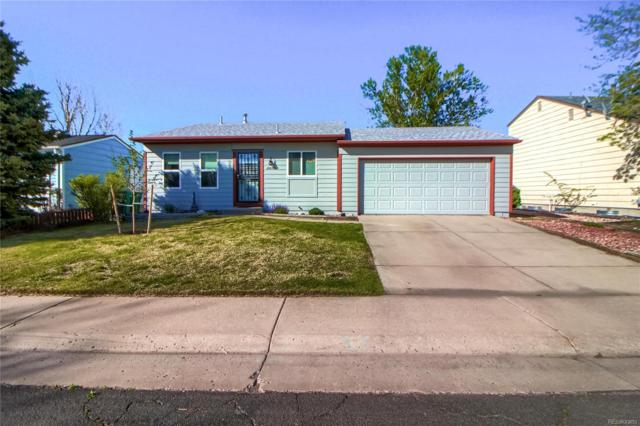 20635 E Coolidge Place, Aurora, CO 80011 (#9790252) :: The Pete Cook Home Group