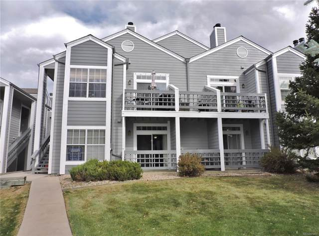 7424 Singing Hills Drive J, Boulder, CO 80301 (MLS #9790621) :: Bliss Realty Group