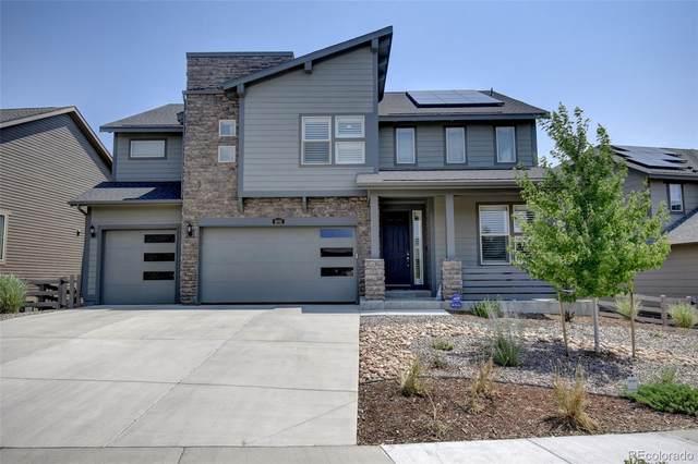 8091 Arapahoe Peak Street, Littleton, CO 80125 (#9790885) :: The Colorado Foothills Team | Berkshire Hathaway Elevated Living Real Estate