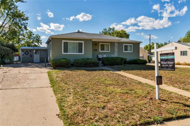 4521 S Jason Street, Englewood, CO 80110 (MLS #9790947) :: 8z Real Estate